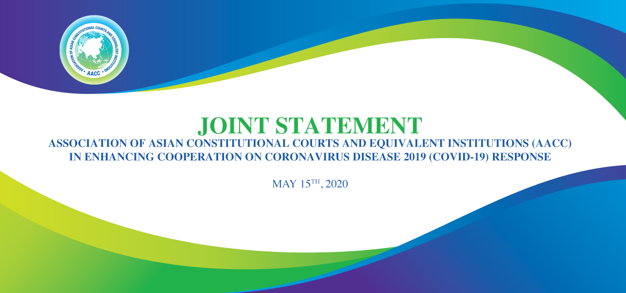 Joint Statement AACC in Enhancing Cooperation on Coronavirus 2019 (Covid-19) Response