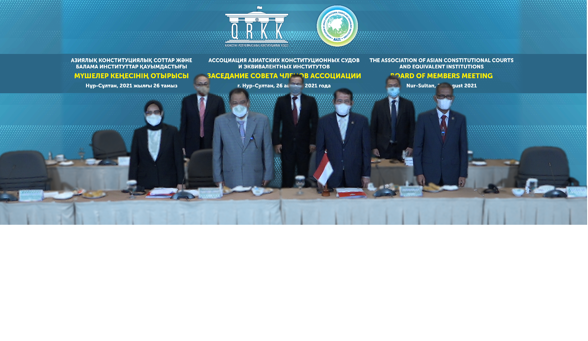BoMM:  AACC's Participation in 5th Congress of WCCJ